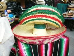 メキシカン帽子?