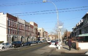 NYの街並み