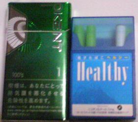 最近のお気に入りタバコ