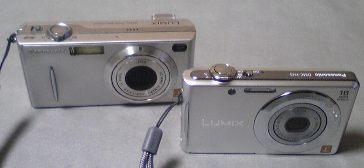 初代、2代目カメラ