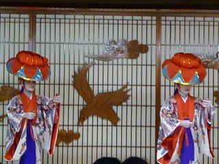沖縄の踊り