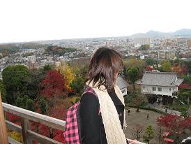犬山城と私