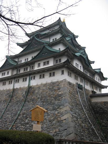 2013名古屋旅行:名古屋城