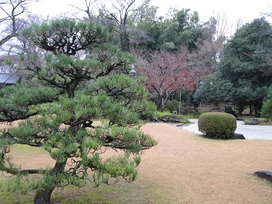 2013名古屋旅行:有楽苑