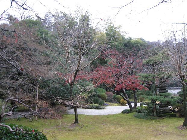 2013名古屋旅行:有楽苑3