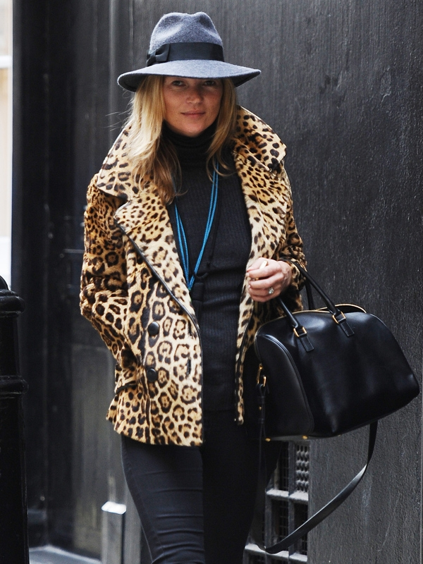 kate moss street style