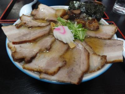 寅真らーめん 寅真特製チャーシュー麺