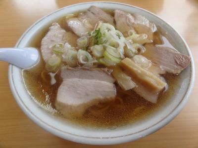 みよし チャーシュー麺