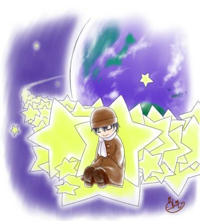 星屑と少年
