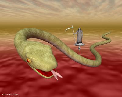 蛇と処刑人