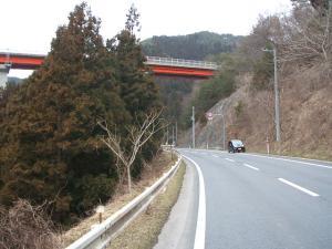自殺の名所ループ橋12