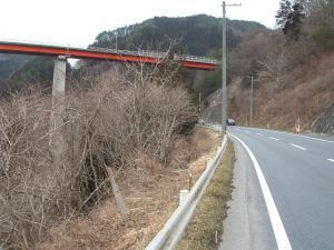自殺の名所ループ橋15