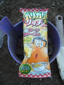 ガリガリ君コーンポタージュ味01