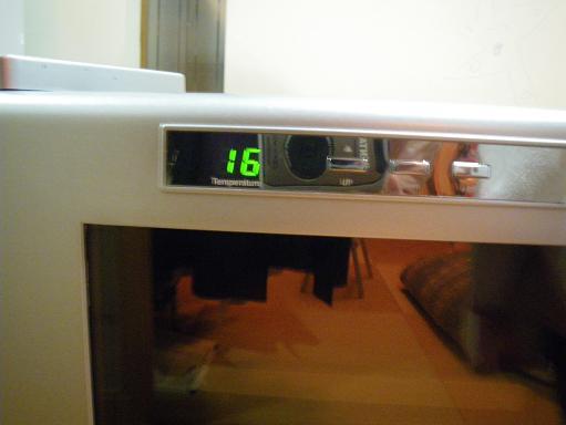エラフス 16℃