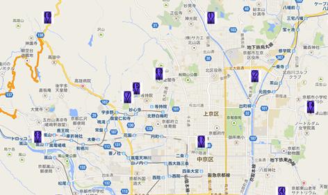 龍安寺002地図