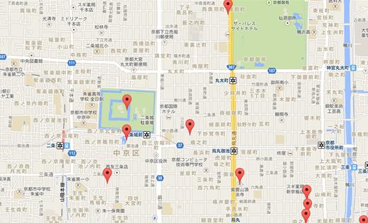 二条城003地図
