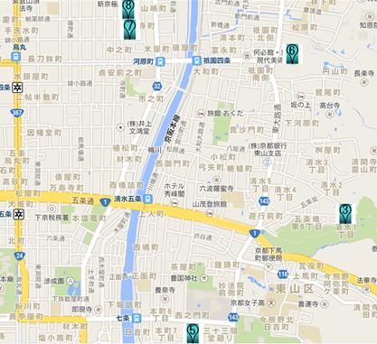 八坂神社 力水(祗園神水)002
