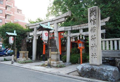 武信稲荷神社 榎006