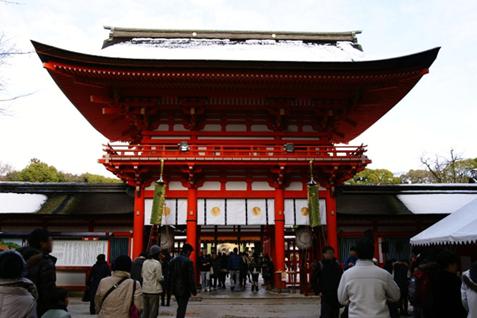 下鴨神社003初詣3