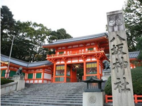八坂神社001初詣1