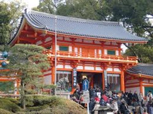八坂神社002初詣2