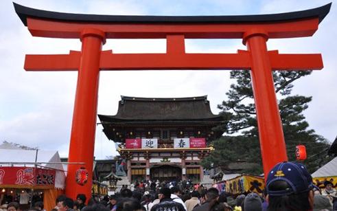 伏見稲荷神社002初詣2