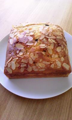 パン生地のお菓子