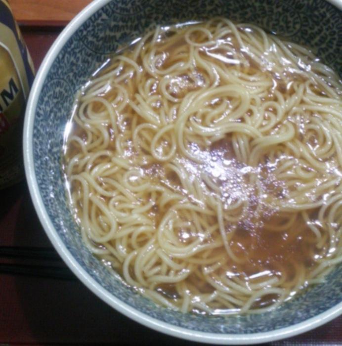 西伊豆町寒天ラーメン (1)