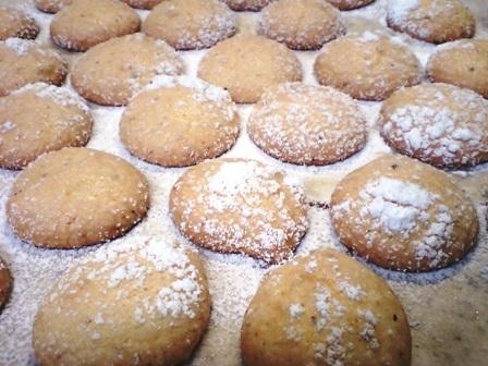 卵白クッキー*アーモンド風味