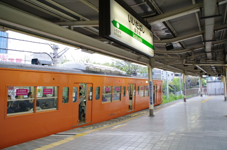 2010年4月29日 中央線  iidabnasi