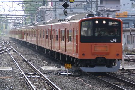 2010年4月29日 中央線  kokubunnzi