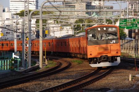 2010年4月29日 中央線  sinanomati