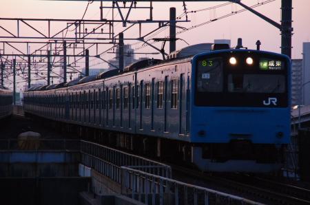 2010年4月29日 中央線  maihana