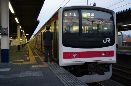 2010年5月9日 京葉線 高橋車掌 0040