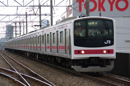 2010年5月27日 京葉線 0020