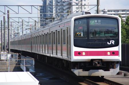 2010年5月27日 京葉線 0035
