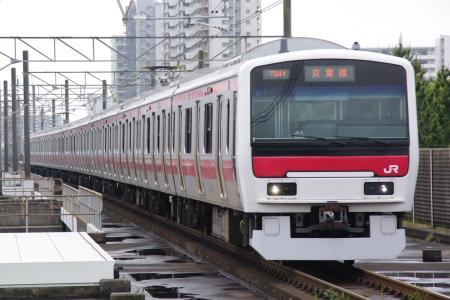 2010年5月30日 旅れっしゃ京葉号  0100