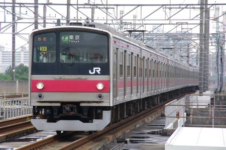2010年5月30日 旅れっしゃ京葉号  0270