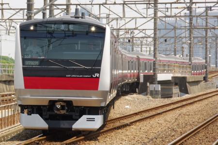 2010年6月5日 京葉線 外・内房線 0950