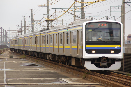 2010年6月5日 京葉線 外・内房線 0890