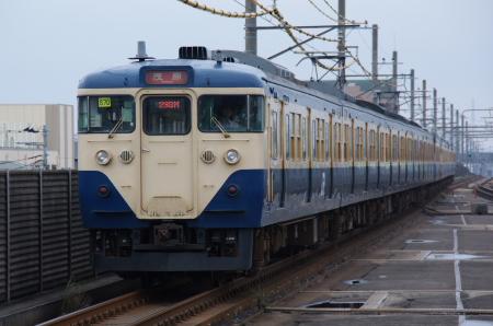2010年6月5日 京葉線 外・内房線 0870