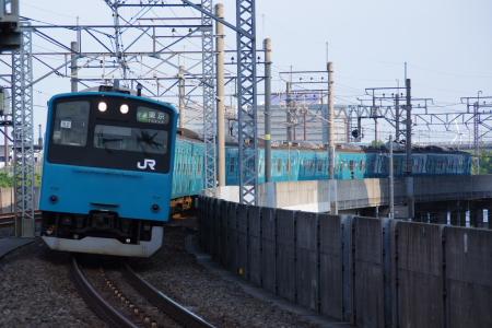2010年6月5日 京葉線 外・内房線 0780