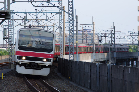 2010年6月5日 京葉線 外・内房線 0660
