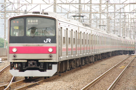 2010年6月5日 京葉線 外・内房線 0510