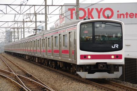 2010年6月5日 京葉線 外・内房線 0470