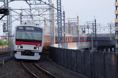 2010年6月5日 京葉線 外・内房線 0330