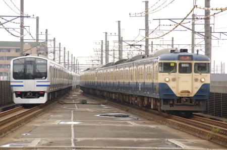 2010年6月5日 京葉線 外・内房線 0300