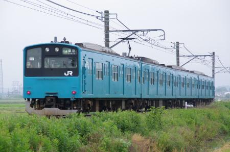2010年6月5日 京葉線 外・内房線 0739