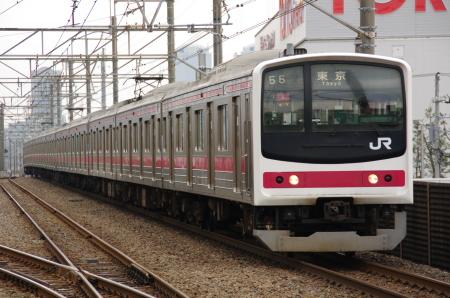 2010年6月5日 京葉線 外・内房線 0508