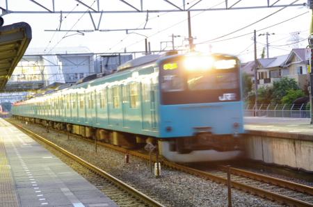 2010年6月7日 成勝通勤快速 0020
